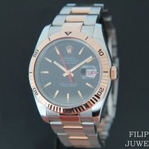 Rolex Datejust Turn-O-Graph 116261 2007 pre-owned