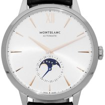 Montblanc Steel 41mm Automatic 111620 pre-owned