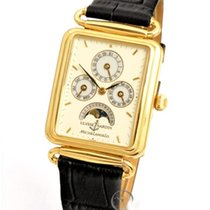 Ulysse Nardin Michelangelo Yellow gold 40mm Champagne