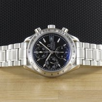 Omega 35135000 Steel 2004 Speedmaster Date 38mm pre-owned