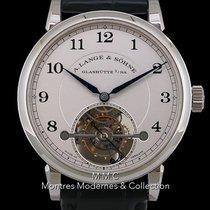 A. Lange & Söhne 39.5mm Remontage manuel 730.025F occasion France, Paris