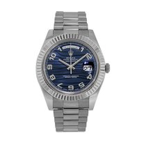 Rolex Day-Date II 218239 2010 pre-owned