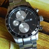 에포스 중고시계 자동 42mm 검정색 사파이어 글라스