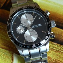 Epos Steel 42mm Automatic 3384/0169 pre-owned Singapore, 10 Admiralty Street #05-12 Northlink Building (757695)