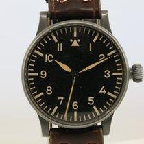 Stowa B-UHR Pilot Watch WWII German Air Force Luftwaffe