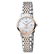 Longines Ladies L43105877 Elegant Automatic Watch