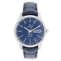 Omega DeVille Hour Vision Automatic Men's Watch 431.33.41.22.0...