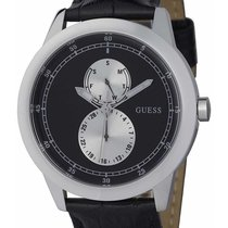 Guess Zeljezo 44mm Kvarc W75065G1 nov
