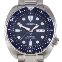 Seiko Prospex Steel United States of America, New York, Cedarhurst
