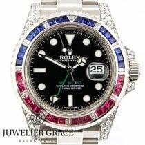 Rolex GMT-Master II 116710LN 2010 occasion