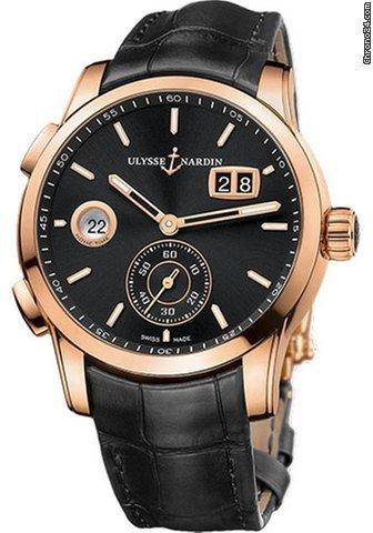 Ulysse Nardin Dual Time 3346-126/92 pre-owned