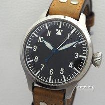 Steinhart Nav.B-Uhr limited Edition Box und Papiere Automatic