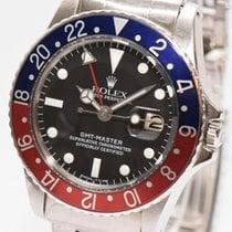 Rolex 1675 Ατσάλι GMT-Master 40mm