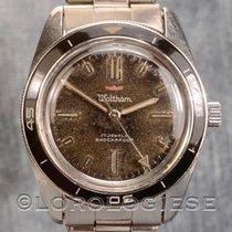 Waltham – Mc4 Vintage 1960's Steel Watch  – Blancpain Bathysca...