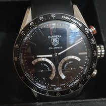TAG Heuer Carrera Cal. S Laptimer with box and papers