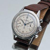 Movado steel M90 chronograph 35mm FB (Borgel) case