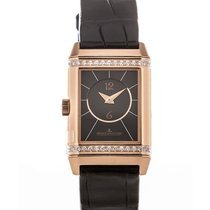 Jaeger-LeCoultre Reverso Classic Small Duetto Rose gold 34.2mm