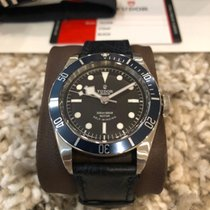 Tudor 79220B Steel Black Bay (Submodel) 41mm
