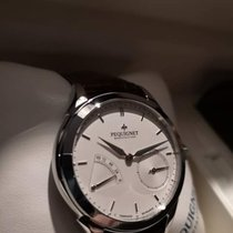 Pequignet Steel 42mm Automatic 9010133CG new