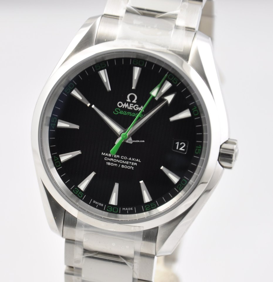 f94420e6aa159 Omega Seamaster Aqua Terra - all prices for Omega Seamaster Aqua Terra  watches on Chrono24