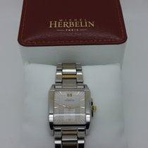 Michel Herbelin Steel Quartz 44000392023 pre-owned