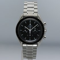 Omega Speedmaster Professional Moonwatch Steel 42mm Black No numerals United Kingdom, Andover