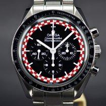 Omega 311.30.42.30.01.004 Aço Speedmaster Professional Moonwatch 42mm usado