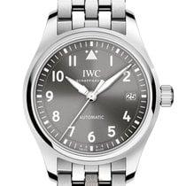 IWC Pilot's Watch Automatic 36 Сталь 36mm Cерый Россия, Москва