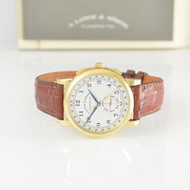 A. Lange & Söhne Yellow gold Manual winding pre-owned 1815