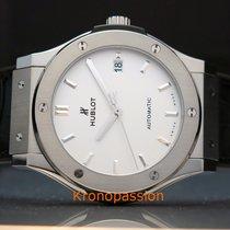 Hublot Classic Fusion 45, 42, 38, 33 mm Titanium 45mm Silver No numerals United States of America, Florida, Boca Raton