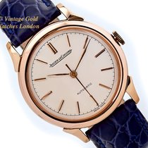 Jaeger-LeCoultre Rose gold 35mm Automatic pre-owned United Kingdom, London