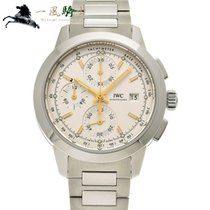IWC Ingenieur Chronograph Steel 42mm Silver United States of America, California, Los Angeles