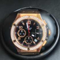 Hublot Rose gold 41mm Automatic 341.PX.130.RX.114 pre-owned