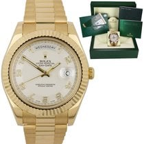 Rolex Day-Date II 218238 pre-owned