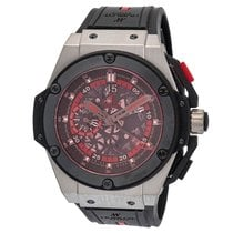 Hublot King Power Titanio 48mm Nero