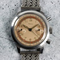 Doxa Steel 38mm Manual winding pre-owned