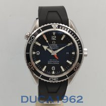 Omega pre-owned Automatic 45,5mm Black Sapphire Glass 60 ATM