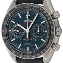 Omega Speedmaster Professional Moonwatch Moonphase 304.33.44.52.03.001 2018 pre-owned