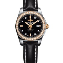Breitling Galactic C7234853/BE86/477X/A12BA.1 new