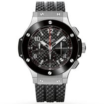 Hublot Big Bang 41 mm new 2020 Automatic Chronograph Watch with original box and original papers 341.SB.131.RX
