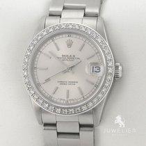 Rolex Lady-Datejust 68240 Diamonds 1985 подержанные