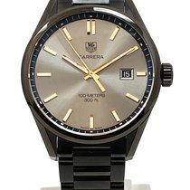 TAG Heuer Carrera Lady new 2018 Quartz Watch with original box and original papers WAR101A.BA0728
