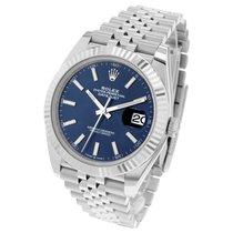 Rolex Datejust nuevo 2020 Automático Reloj con estuche y documentos originales 126334