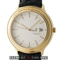 Audemars Piguet Huitième Yellow gold 40mm Silver United States of America, New York, New York