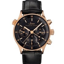Sinn Rose gold Chronograph Automatic 38,5mm 6000
