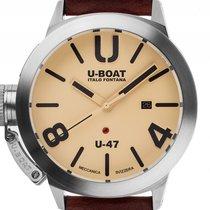 U-Boat Italo Fontana Classico U-47 Stahl Automatik Armband...