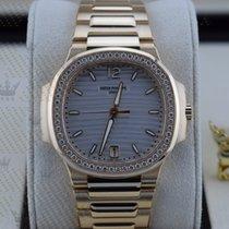 Patek Philippe 7118/1200R-001 Nautilus R. Gold Ladies (set...