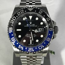 Rolex GMT-Master II 116710BLNR with original Super Jubilee