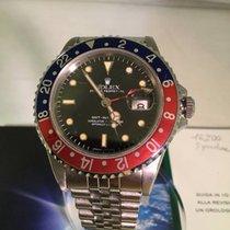Rolex GMT-Master spider dial