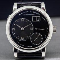 A. Lange & Söhne 101.035 Lange 1 Platinum Black Dial...